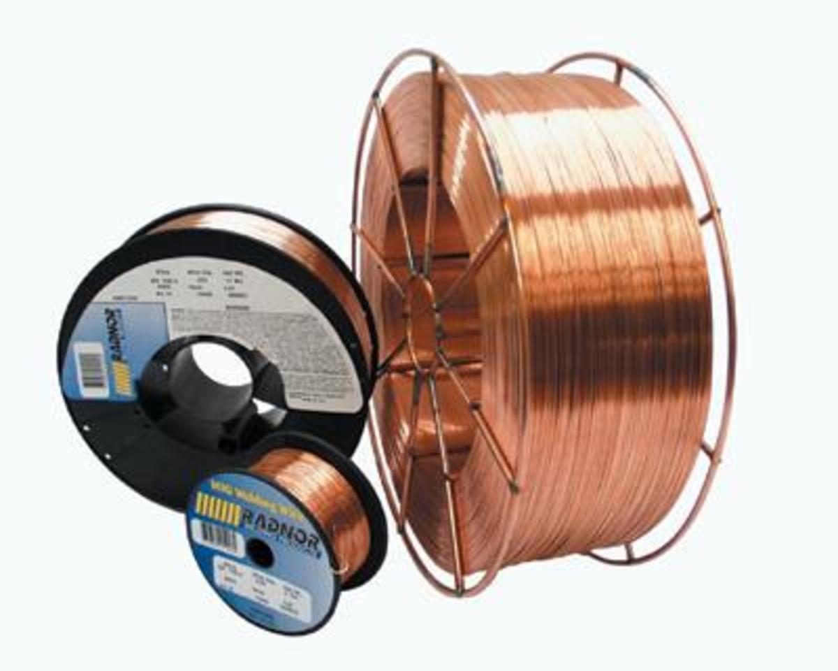Metal Wire Spools : Airgas rad quot er s radnor carbon steel