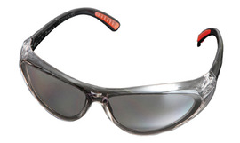 Radnor® Action Series Safety Glasses With Clear Frame And Clear Lens