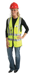 Radnor® X-Large Yellow Polyester Vest