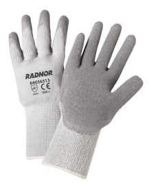 Radnor® Medium Gray Acrylic And Cotton And Polyester Unlined Cold Weather Gloves