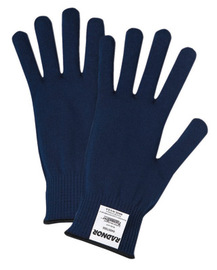 Radnor® Blue Polyester Unlined Cold Weather Gloves