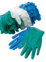 Radnor® Large Clear 4.5 mil Latex-Free Vinyl Lightly Powdered Disposable Gloves (100 Gloves Per Box)