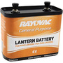 Ray-O-Vac® 6 Volt General Purpose Industrial Lantern Battery With Screw Terminal (6 Per Case)