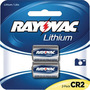 Ray-O-Vac® 3 Volt CR2 Electronic Lithium Photo Battery