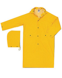 MCR Safety® Size 6X Yellow 49