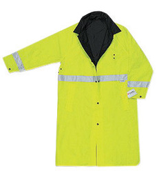 MCR Safety® X-Large Fluorescent Lime/Black 48