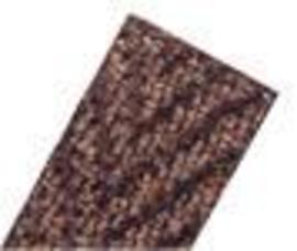 Superior Manufacturing 2' X 3' Brown Needle Punched Yarn Notrax® Indoor Entrance Anti-Fatigue Floor Mat With Vinyl Back