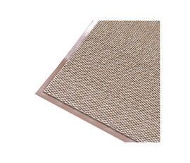 Superior Manufacturing 4' X 6' Brown Needle Punched Yarn Notrax® Indoor Entrance Anti-Fatigue Floor Mat With Vinyl Back