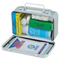 Honeywell North® White Steel Small Truck First Aid Kit