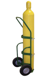 Saf-T-Cart Single Cylinder Cart With 10