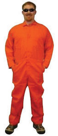 Stanco Safety Products™ 2X Orange Nomex® IIIA Arc Rated Flame Resistant Coveralls With Front Zipper Closure And 1 (4.8 cal/sq-cm)