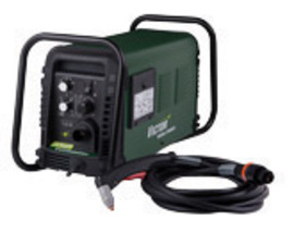 Thermal Dynamics® Cutmaster® 152 208 - 230 Volts 1 or 3 Phase 50/60 Hz Plasma Cutting System With 50' Leads (Includes Power Supply, 75° SL100 Torch, 10' Input Power Cable, Spare Parts Kit And Operating Manual)