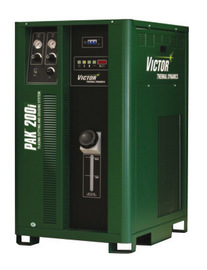 Thermal Dynamics® PAK® 200i 480 V 3 Phase 50/60 Hz Manual Plasma Cutting System With 50' Lead (Includes Power Supply, 180° PCH200 Torch, 20' Work Cable With Ground Clamp, Input Power Cable And Torch Coolant, Spare Parts Kit And Operating Manual)
