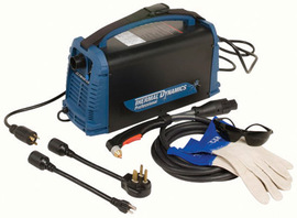 Thermal Dynamics® Cutmaster® True™ Series 42 Plasma Cutter, 120 - 230 Volt With 75° SL40 Hand Torch And 15' Leads