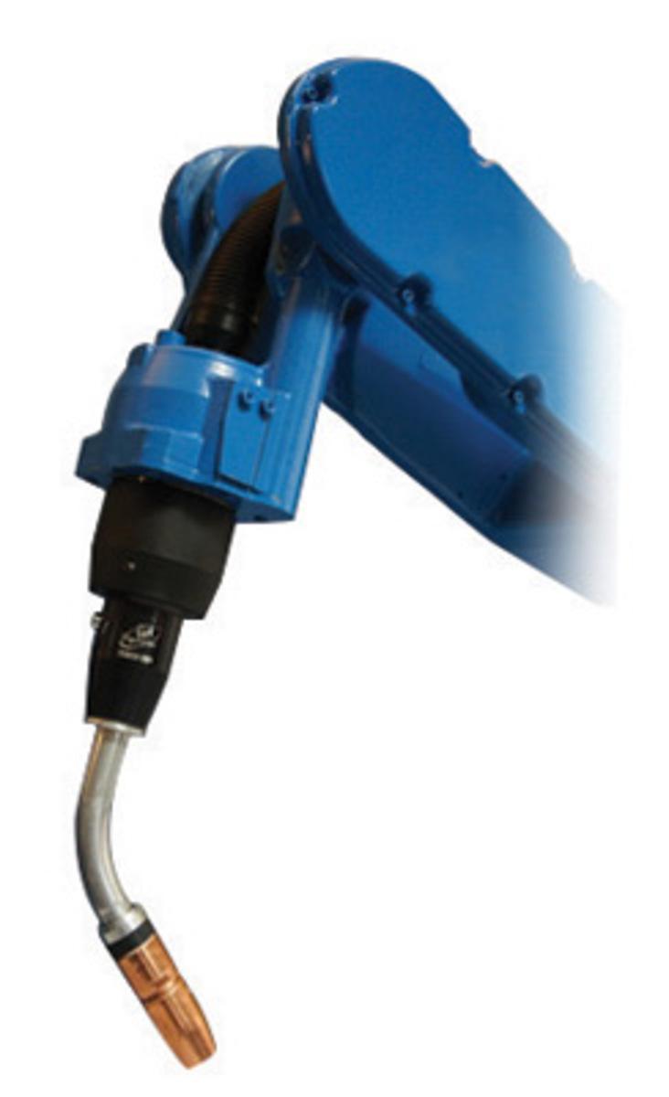 Airgas - TRETA1F054FC2D4 - Tregaskiss™ Tough Gun™ ThruArm™ Robotic ...