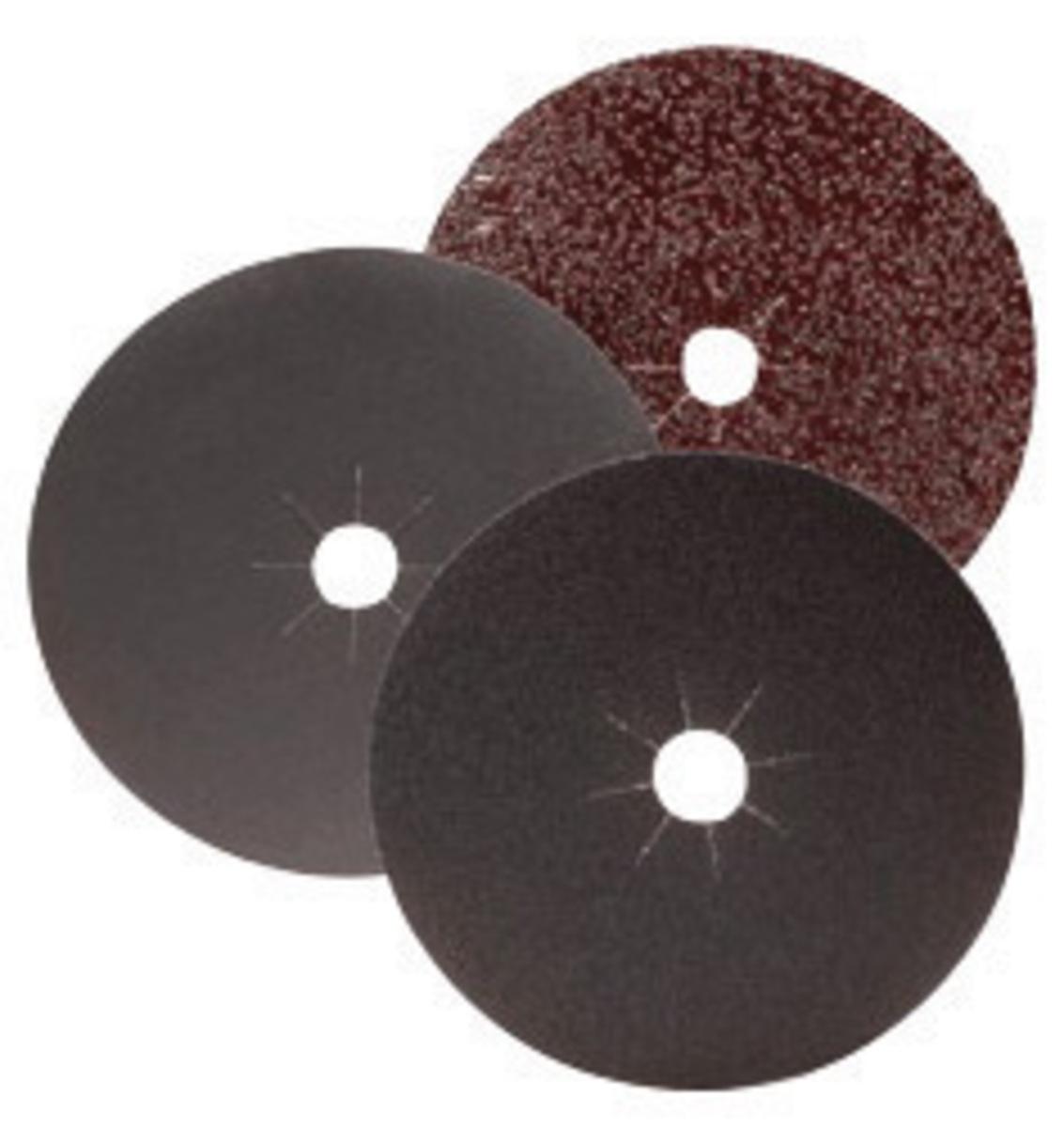 Airgas uab85116 united abrasives 17 x 2 36x grit for 17 floor sanding disc