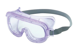 Honeywell Uvex Classic™ Hood Indirect Vent Goggles With Clear Frame And Clear Uvextreme® Anti-Fog Lens