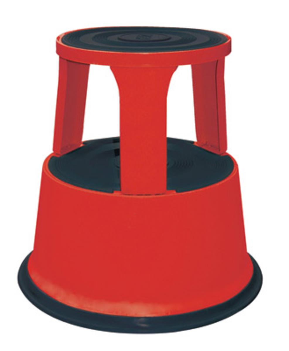 Airgas V18step17r Vestil 17 1 8 Quot X 8 7 8 Quot 500 Lb Red