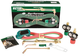 Victor® Performer® Medium Duty Acetylene Heating, Welding And Cutting Outfit, CGA-510