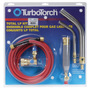 Victor® TurboTorch® LP-1 MAPP® Or Propane Swirl Air/Fuel Torch Kit, CGA-510 (Includes RL-P Regulator, Handle, Hose, (2) Tip And Instruction Manual)