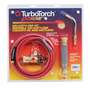 Victor® TurboTorch® MSKA-1 Acetylene Swirl Air/Fuel B Torch Kit, CGA-520 (Includes AR-B Regulator, Handle, Hose, Tip And Instruction Manual)