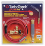Victor® TurboTorch® X-5MC Acetylene Swirl Air/Fuel MC Torch Kit, CGA-200 (Includes Regulator, Handle, Hose, Tip And Instruction Manual)