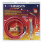 Victor® TurboTorch® Pro-Line™ PL-5ADLX-B Acetylene Air/Fuel B Torch Kit, CGA-520 (Includes Gauge Guard, Instruction Manual, Cylinder Wrench, Regulator, Rear Valve Handle, Hose And Tip)