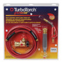Victor® TurboTorch® Pro-Line™ PL-8ADLX-B Acetylene Air/Fuel B Torch Kit, CGA-520 (Includes Gauge Guard, Instruction Manual, Cylinder Wrench, Regulator, Rear Valve Handle, Hose And PL-8A Tip)