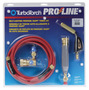 Victor® TurboTorch® Pro-Line™ PL-5TDLX MAPP® Or Propane Air/Fuel Torch Kit, CGA-510 (Includes Regulator, Rear Valve Handle, Hose, PL-5T Tip And Instruction Manual)