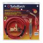 Victor® TurboTorch® Pro-Line™ PLF-5A DLX-MC Acetylene Air/Fuel MC Torch Kit, CGA-200 (Includes Regulator, Gauge Guard, Cylinder Wrench, Forward Rear Handle, Hose, PL-5A Tip And Instruction Manual)