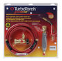 Victor® TurboTorch® Pro-Line™ PLF-8A DLX-MC Acetylene Air/Fuel MC Torch Kit, CGA-200 (Includes Regulator, Gauge Guard, Cylinder Wrench, Forward Rear Handle, Hose, PL-8A Tip And Instruction Manual)