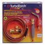 Victor® TurboTorch® Pro-Line™ PLF-12A DLX-B Acetylene Air/Fuel B Torch Kit, CGA-520 (Includes Regulator, Gauge Guard, Cylinder Wrench, Forward Rear Handle, Hose, PL-12A Tip And Instruction Manual)
