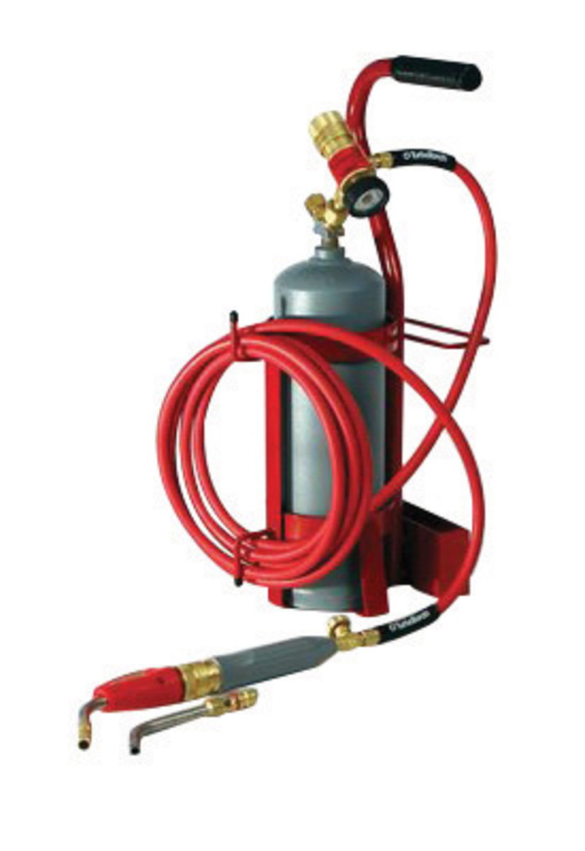 how to use acetylene torch