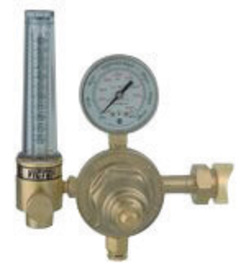 Victor® Model S2570-034 Argon, Carbon Dioxide Mix Or Helium Calibration Station Regulator, CGA-034