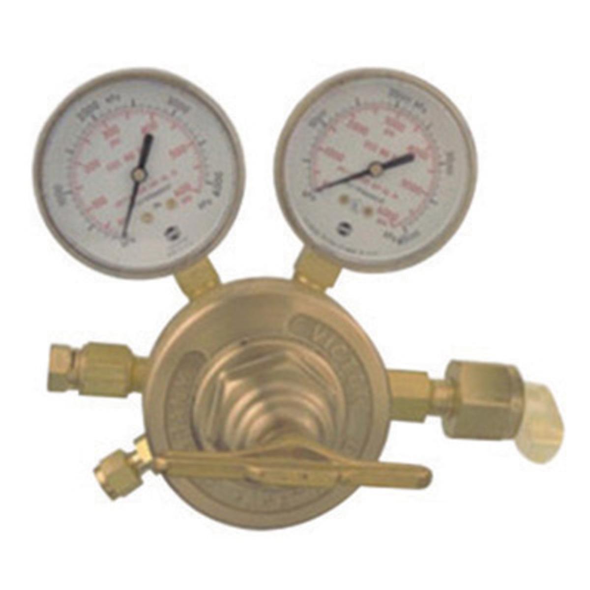High Pressure Regulator : Airgas vic victor model sr heavy