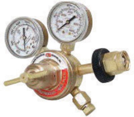 Victor® Model BR5-300-347 Meco® HT Series Medium Duty Air Single Stage Regulator, CGA-347