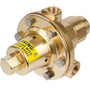 Victor® P Series High Pressure Single Stage Regulator With Slot Nylon Tee