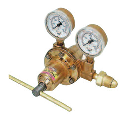 Victor® Meco® Series P Special Industrial Regulator With Kel-F Seat And Tee Adjustable Screw