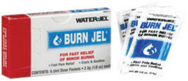 Water-Jel® Technologies 3.5 Gram Burn Jel® Topical Burn Gel
