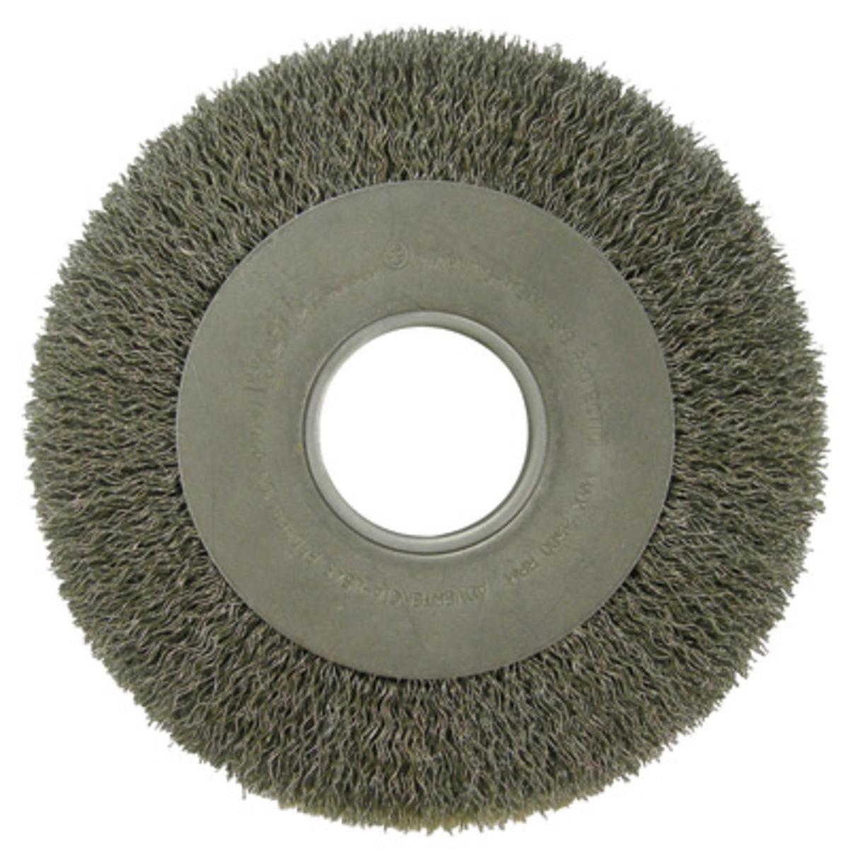 Medium Carbon Steel Wire : Airgas wbu weiler quot trulock™ carbon steel