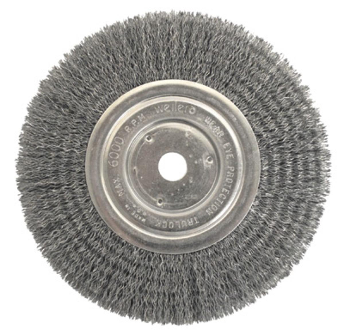 Medium Carbon Steel Wire : Airgas wbu weiler quot trulock™ vortec pro