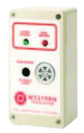 Western 24 VAC Audio And Visual Remote Alarm