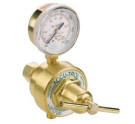Western Model WSR-1-1 WSR Series Oxygen Line Station Regulator, CGA-024