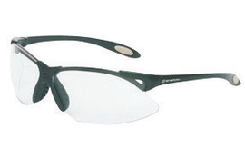 Honeywell Uvex® A900 Black Safety Glasses With Clear Anti-Fog Lens (Lead time for this product may be longer than normal.)