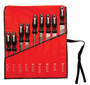 Cooper Hand Tools American Pattern 9-Piece File Set With Ergonomic Handle (Includes XxSlim Taper File, Slim Taper File, (2) Half-Round, Flat And Round Bastard File, (2) Mill Bastard File And Flat Bastard File)