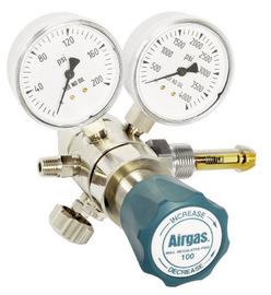 Radnor RAD64003036 Model AF150-580 Victor Style Single Stage Argon//Argon//Carbon Dioxide Mix Flow gauge Regulator CGA-580