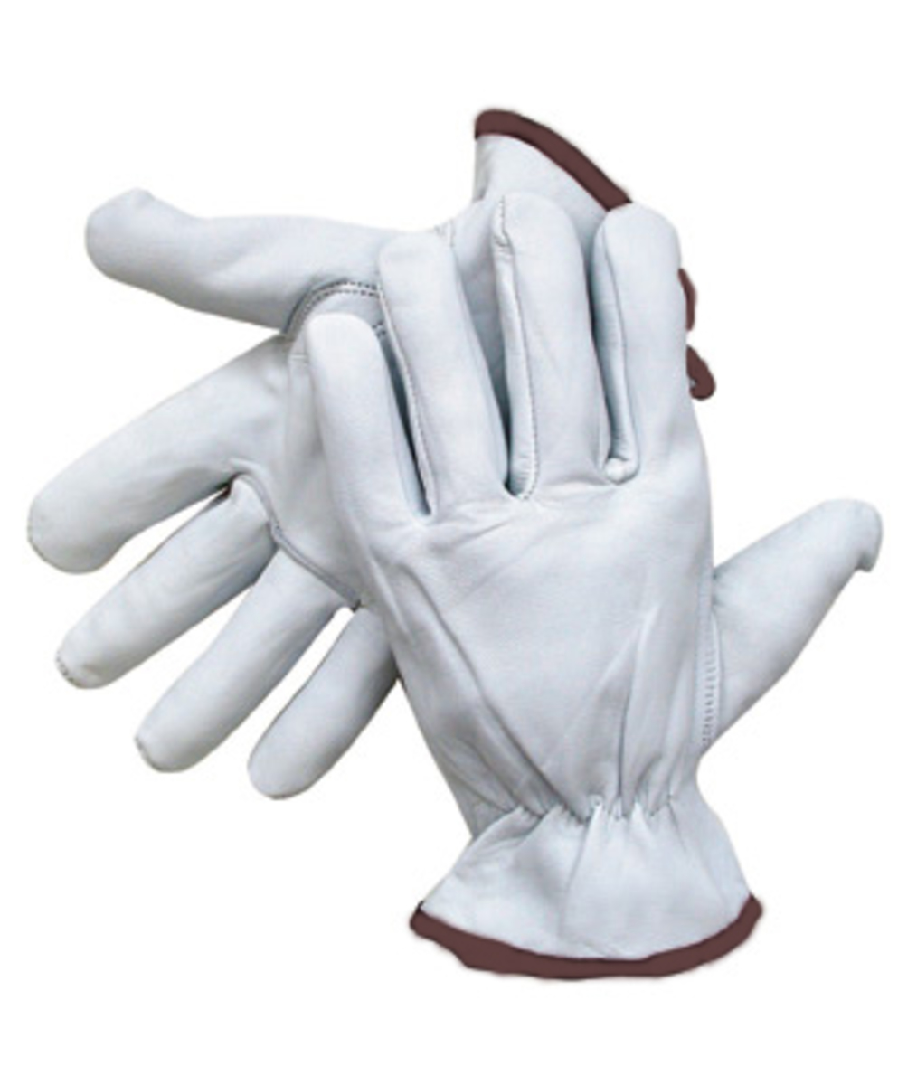 Driving gloves unlined - Radnor Large Premium Goatskin Unlined Drivers Gloves With Keystone Thumb Slip On Cuff