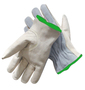 RADNOR® Medium Natural Select Grain Split Cowhide Unlined Drivers Gloves