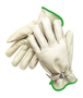 RADNOR® Medium Natural Select Grain Cowhide Unlined Drivers Gloves