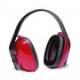 Radnor® Red and Black Multi-Position Earmuffs